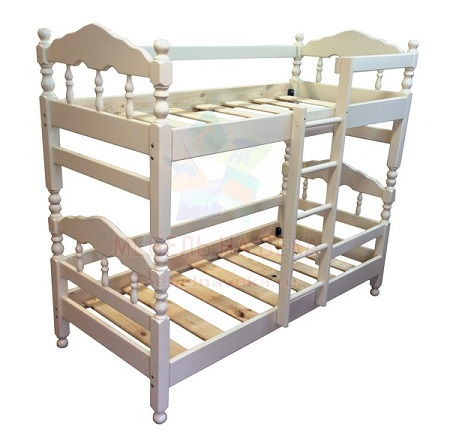 Двухъярусная кровать Нуф-Нуф