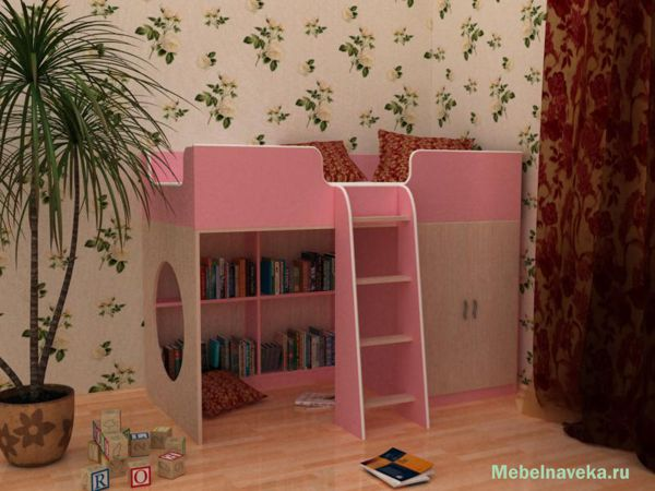 Детская комната Сказка-2