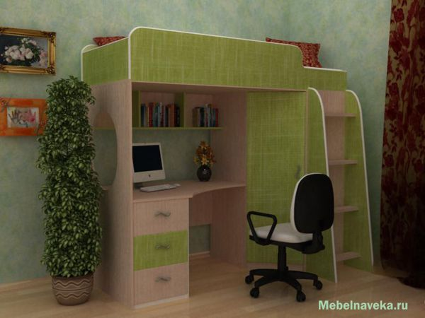 Детская комната Сказка-4