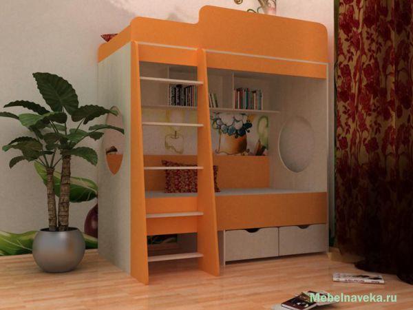 Детская комната Сказка-7