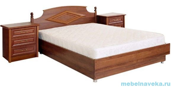 Кровать Эдем-3 с подъемным механизмом