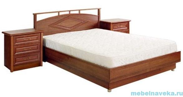 Кровать Эдем-4 с подъемным механизмом