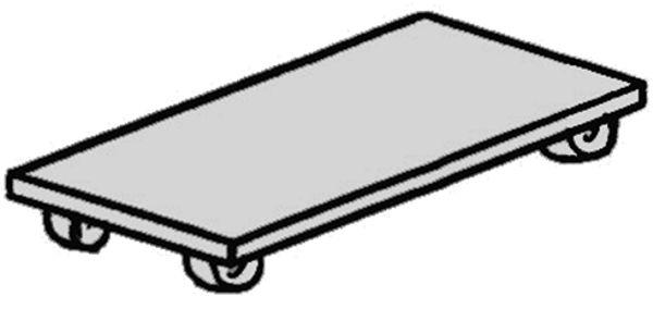 Полка под системный блок ПСБ-21