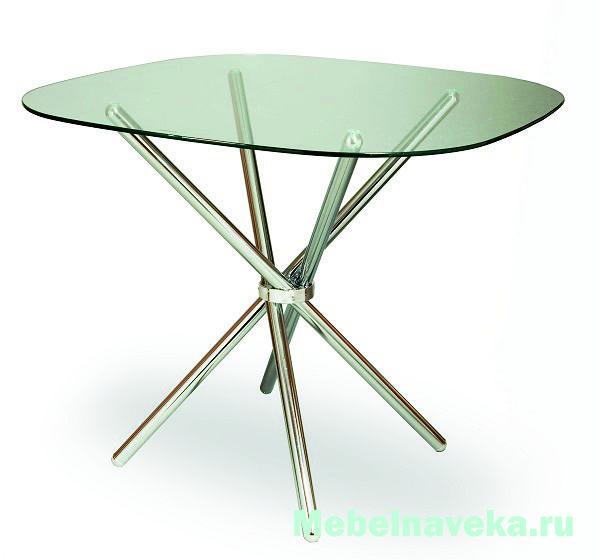 Стеклянный стол обеденный DS-6045