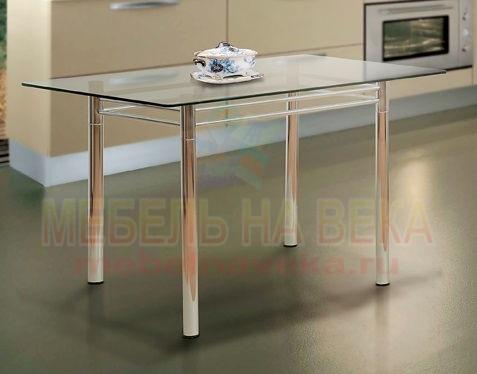 Стол кухонный из стекла Гранд-2