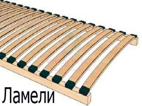 Кровать Луч-1