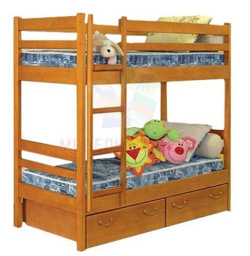 Двухъярусная кровать Детская 1