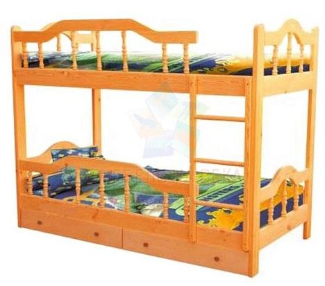Двухъярусная кровать Диана-3