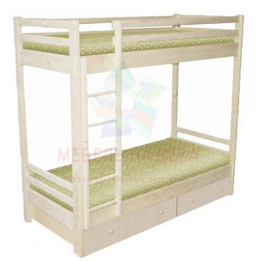 Кровать Кадет-2 двухъярусная