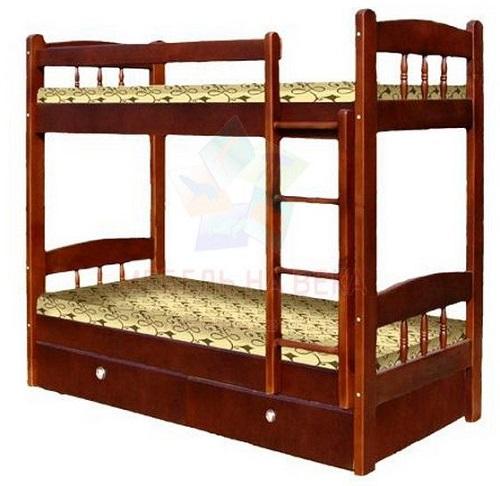 Двухъярусная кровать Скаут-1