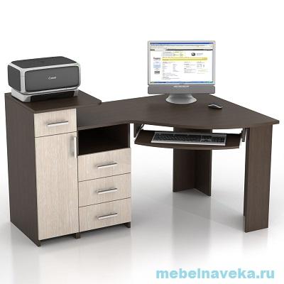 Компьютерный стол КС-16У Сапсан