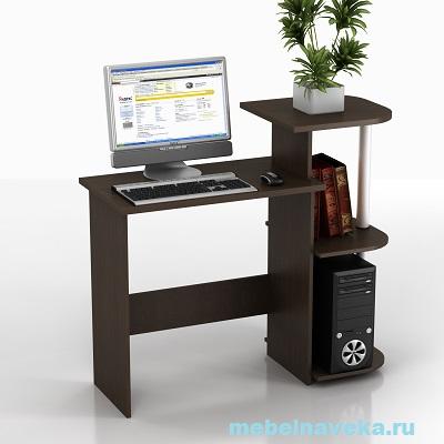Компьютерный стол КС-11С Фламинго