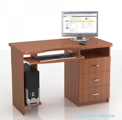 Компьютерный стол КС-10М Ласточка