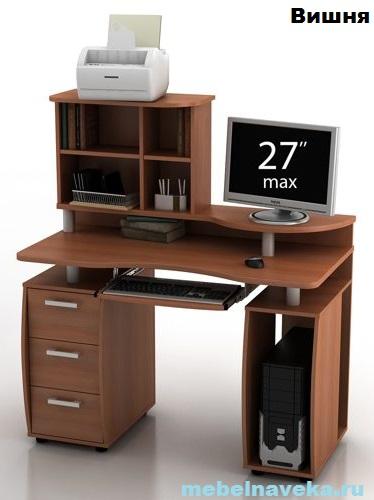 Компьютерный стол КС-12М Дрофа+КН-12