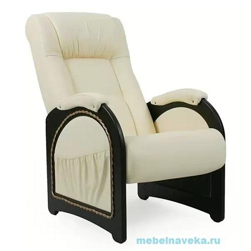 Кресло Модель 43 для отдыха с карманами