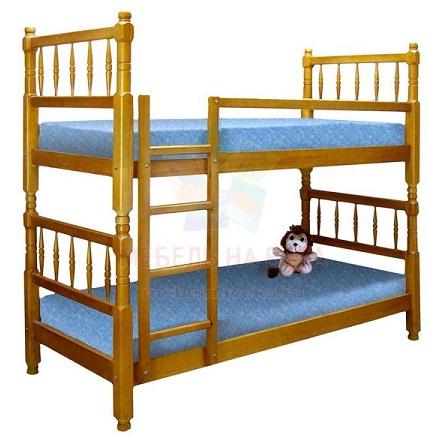 Кровать Наф-Наф двухъярусная