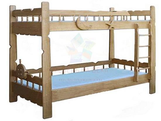 Детская кровать Штиль двухъярусная