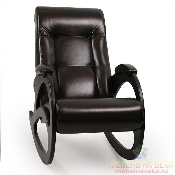 Кресло-качалка Модель 4 без лозы